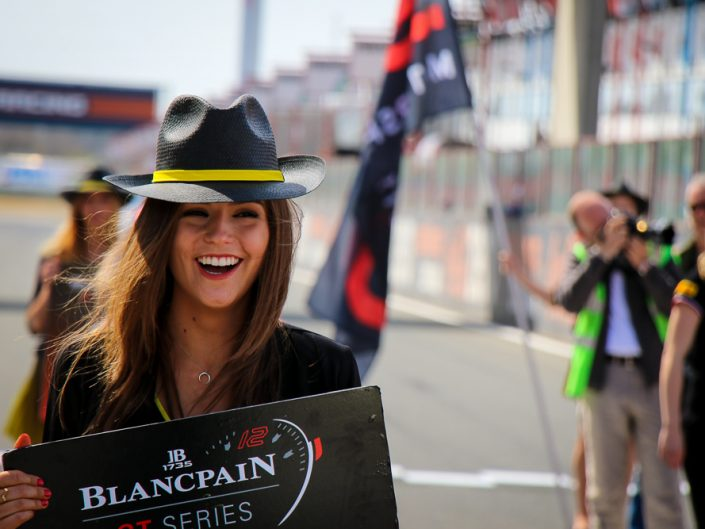 Blancpain GT Series - Round 1 - Sprint Cup